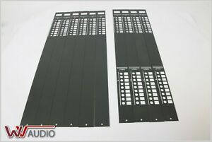 Studer 961 962 Channel Print Strips Price is for ten Pieces. NOS New Old Stock