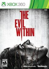 The Evil Within [Xbox 360, Bethesda Survival Horror, Resident Evil Creator] NEW