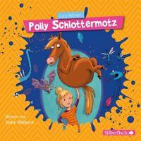 LUCY ASTNER - POLLY SCHLOTTERMOTZ BD.1 SONDERAUSGABE  2 CD NEW