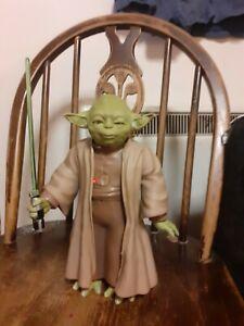 Star Wars Talking Yoda figure