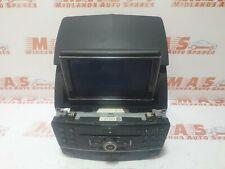 Mercedes Benz W204 C Class Comand Sat Nav CD Changer Navigation System