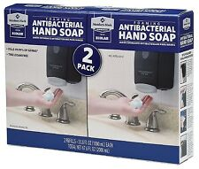 Member's Mark Commercial Foaming Antibacterial Hand Soap ECOLAB 33.8 FL OZ x 2