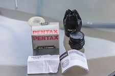 PENTAX Pentax SMCP-FA 43mm f/1.9 AFLimited Lens (Black) made in Japan