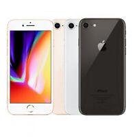 Apple iPhone 8 64GB 256GB Ohne Simlock Gold Silber Spacegrau Smartphone