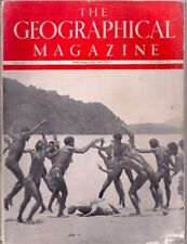 the geographical magazine-OCT 1935-A TURTLE HUNT IN THE SOLOMON ISLANDS.