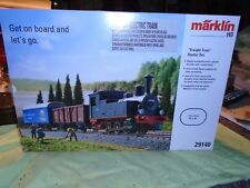Marklin 29140 HO gauge freight train set new in the box
