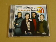 CD EEN / LEMON ‎– ORIGINAL SOUNDTRACK - KINDEREN VAN DEWINDT