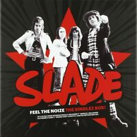 SLADE - FEEL THE NOIZE (LIMITED BOX SET)  10 VINYL LP NEU