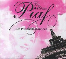 Edith Piaf : Ses plus belles années (6 CD)