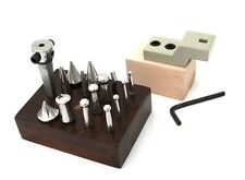 Micro-Miniature Insert Stake Set With Tool Holder