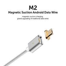 2.1A M2 Magnetische Kabel Micro USB Adapter Ladegerät Für Samsung Android