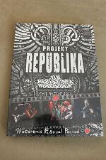 Projekt Republika - Przystanek Woodstock (CD+DVD) - POLISH RELEASE