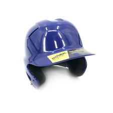 "Easton Osfm Natural Gloss Batting Helmet Royal Blue Size 6.5"" - 7.5"" #U8649"