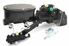 55-57 BelAir/Nomad 62-67 Chevy II Nova Hydroboost Black Master Cylinder w/ Prop