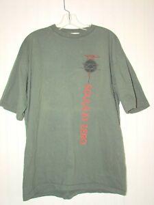 souls at zero band t-shirt metal wrathchild america godsmack