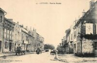 LOUHANS - rue du musée