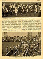 Stiftungsfest des Offizier-Fecht-und Reitvereins in Berlin c.1900