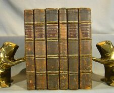 Clarendon. History of the Rebellion & Civil Wars. First 8vo ed 3 vols in 6, 1707