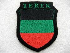 .German Army Cap Patch Terek Cossacks Troops