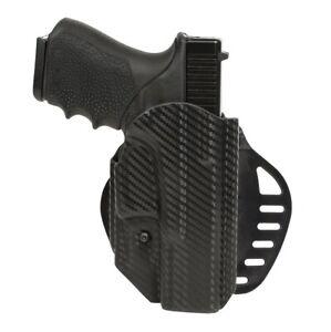 Hogue ARS Stage 1 Holster Glock 18, 19, 23, 25, 32, 38 Carbon Fiber Weave  52819
