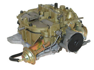 ROCHESTER QUADRAJET 1980-1985 CHEVY GMC TRUCK 5.7L-6.6L 350-400 ENGINE