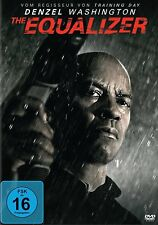 THE EQUALIZER (Denzel Washington) NEU+OVP