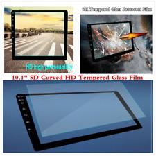 5D vetro temperato curvo Pellicola Protettiva per Autoradio DVD GPS navigatori TOUCHSCREEN