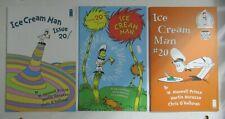 Image Comics 2020 Ice Cream Man #20 2nd + 3rd Prints + Lcsd Variant Nm