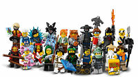 LEGO® Ninjago Movie Minifigures 71019 der komplette Satz 20 Figuren
