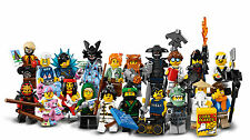 LEGO® Ninjago Movie Minifigures 71019 der komplette Satz 20 Figuren PREORDER