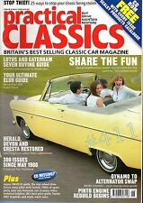 LOTUS and CATERHAM SEVEN 1957 to 2004 ... Practical Classics Magazine March 2006