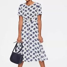 104# Boden RUTH MIDI DRESS W0121 Size 12R RRP£110