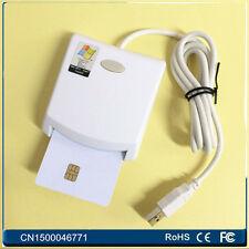 lector de DNL electronico CAC inteligente lector de tarjetas USB color negro