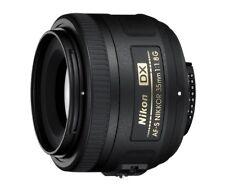 NIKKOR Nikon AF-DX 35MM F/1.8G Lente S