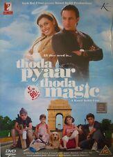THODA PYAAR THODA MAGIC - YRF BOLLYWOOD DVD - Saif Ali Khan, Rani Mukerji.