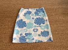 Warehouse Cotton Lined Skirt Size 12