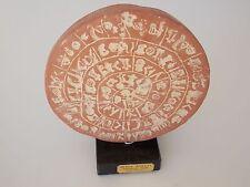 Phaistos Disc (or Phaestos or Festos) Minoan Mystery, Greece museum reproduction