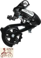 SHIMANO RD-M310 ALTUS 7/8 SPEED BLACK DIRECT MOUNT REAR DERAILLEUR-NO PACKAGE