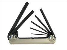 Eklind - Hexagon Key Fold Up Set of 8 Imperial (1/16 - 5/32in)