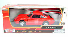 Porsche 911 (993) Red scale 1:24 From Motormax
