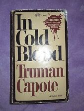 In Cold Blood by Truman Capote Paperback 3rd Printing Vintage