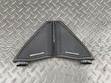✔MERCEDES W212 E350 E550 CLS550 FRONT HARMON KARDON TWEETER SPEAKER TRIM SET OEM