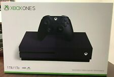 Microsoft Xbox One S 1TB Limited Edition Purple Console NEW  AND SEALED.  NIB