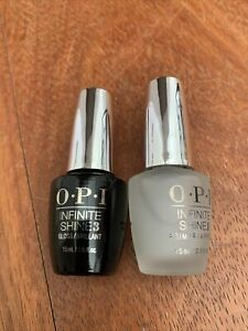 opi infinite shine nail polish No.1 Primer And No.3 Gloss Brand New