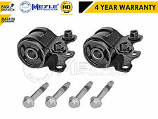 FOR FORD FOCUS MK2 C-MAX CMAX FRONT LOWER SUSPENSION ARM REAR BUSH BUSHES MEYLE