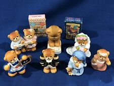 *Pick 2~Lucy and Me Bears Enesco Bride Admiral Teacher Dieter Anniversary Cards