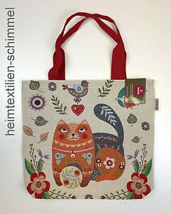 Einkaufstasche Jutetasche Tragetasche Gobelin Stofftasche Tasche Cityshopper Bag