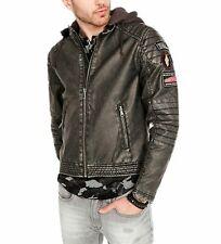 9bada409e Buffalo Jeans Faux Leather Coats & Jackets for Men for sale | eBay