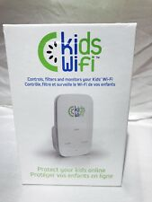 Protect your kids online with KidsWifi Plug in and protect.