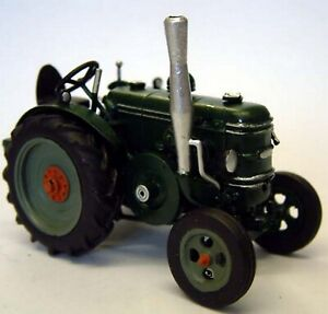 Claas Matador Giant Combine Harvester M15 UNPAINTED O Scale Langley Models Kit